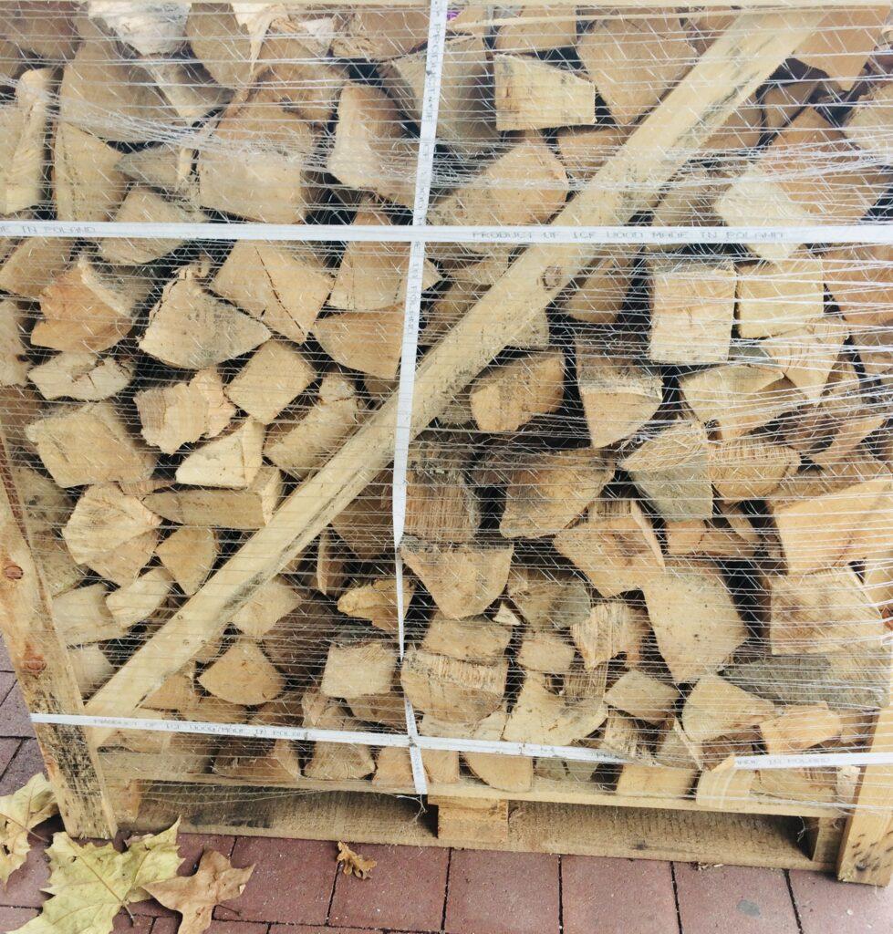 Brennholz für Kaminofen