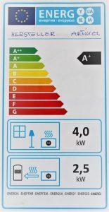 Energielabel Pflicht